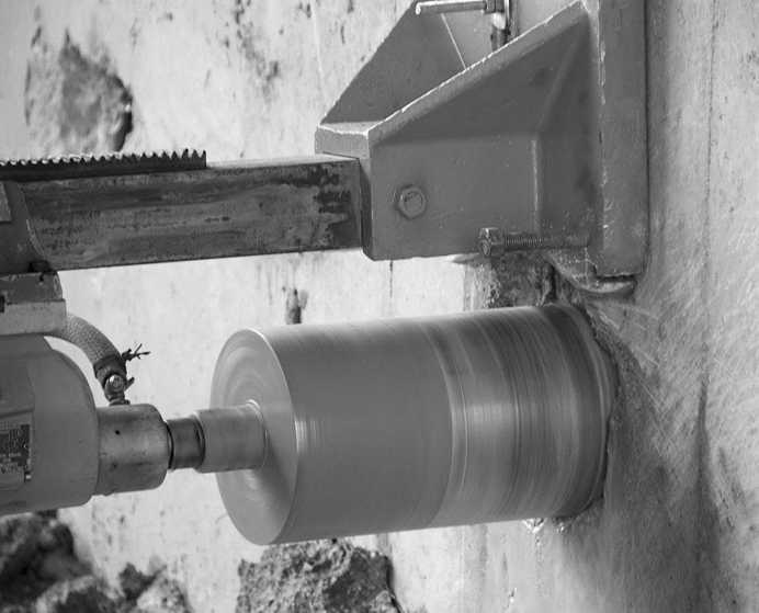 алмазное бурение бетона алмазмастер