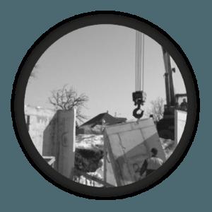 демонтаж стен алмазмастер