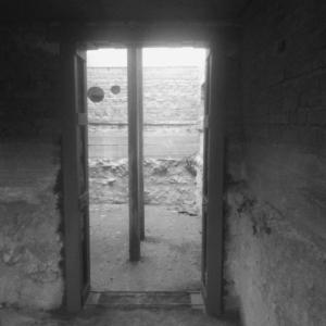 Усиление проема в подвале
